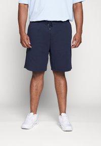 Polo Ralph Lauren Big & Tall - DOUBLE - Joggebukse - aviator navy - 0