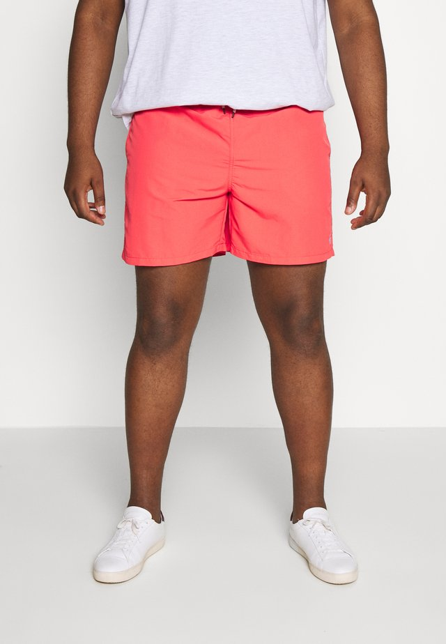 TRAVELER - Shorts - racing red