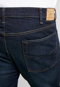 Polo Ralph Lauren Big & Tall - HAMPTON RELAXED STRAIGHT - Jean droit - blue denim - 5