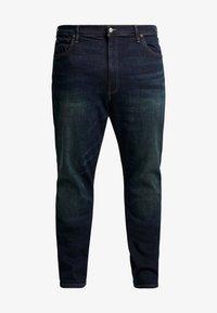 Polo Ralph Lauren Big & Tall - HAMPTON RELAXED STRAIGHT - Jean droit - blue denim - 4