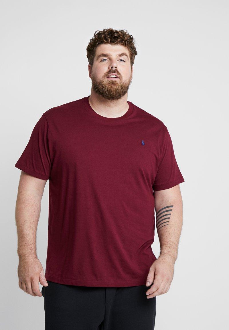 Polo Ralph Lauren Big & Tall - T-shirt basique - classic wine