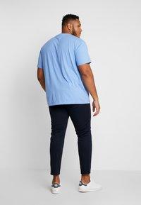 Polo Ralph Lauren Big & Tall - T-shirts - cabana blue - 2
