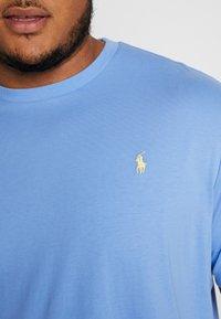 Polo Ralph Lauren Big & Tall - T-shirts - cabana blue - 5