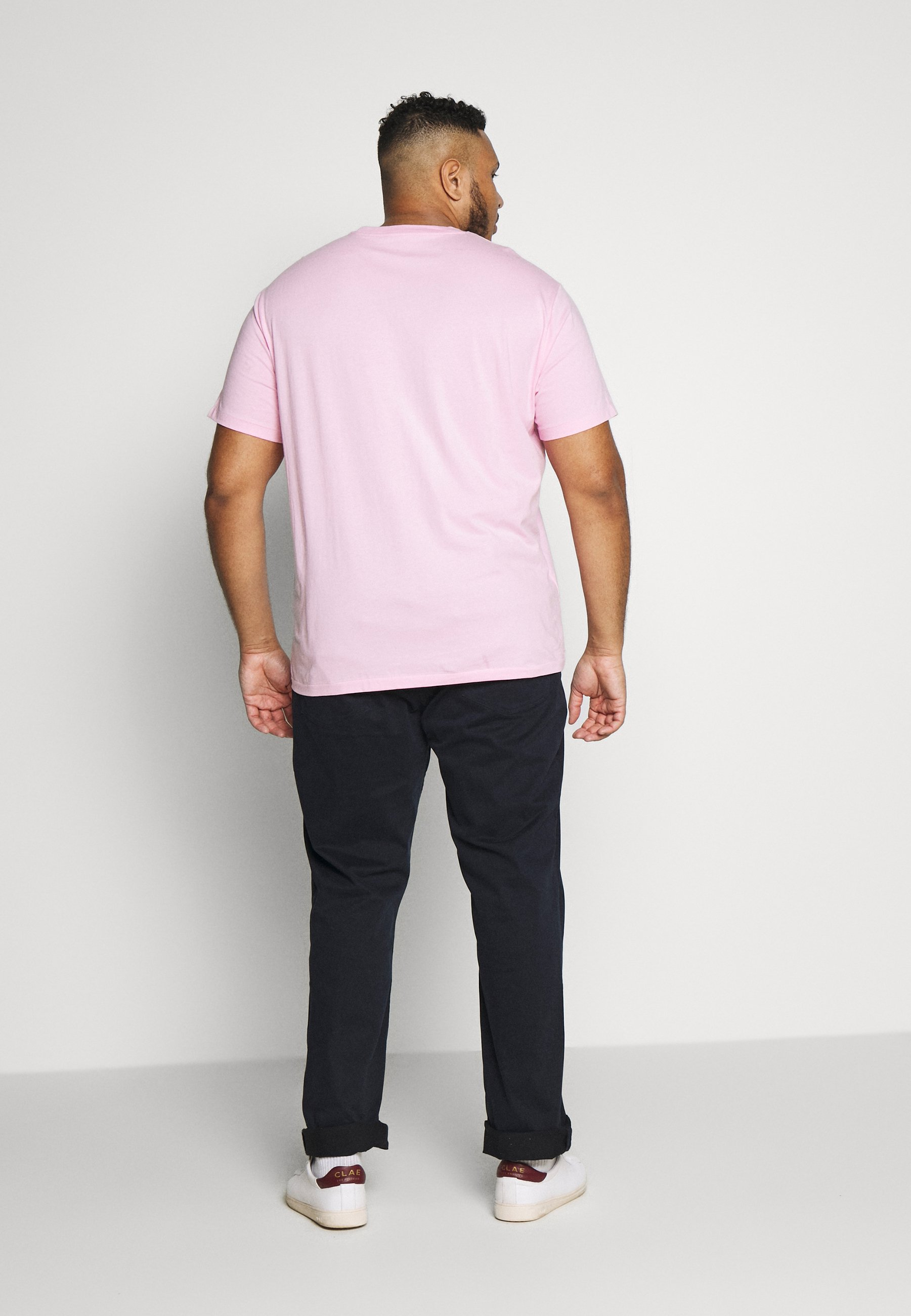 Polo Ralph Lauren Big & Tall T-shirt basic - carmel pink