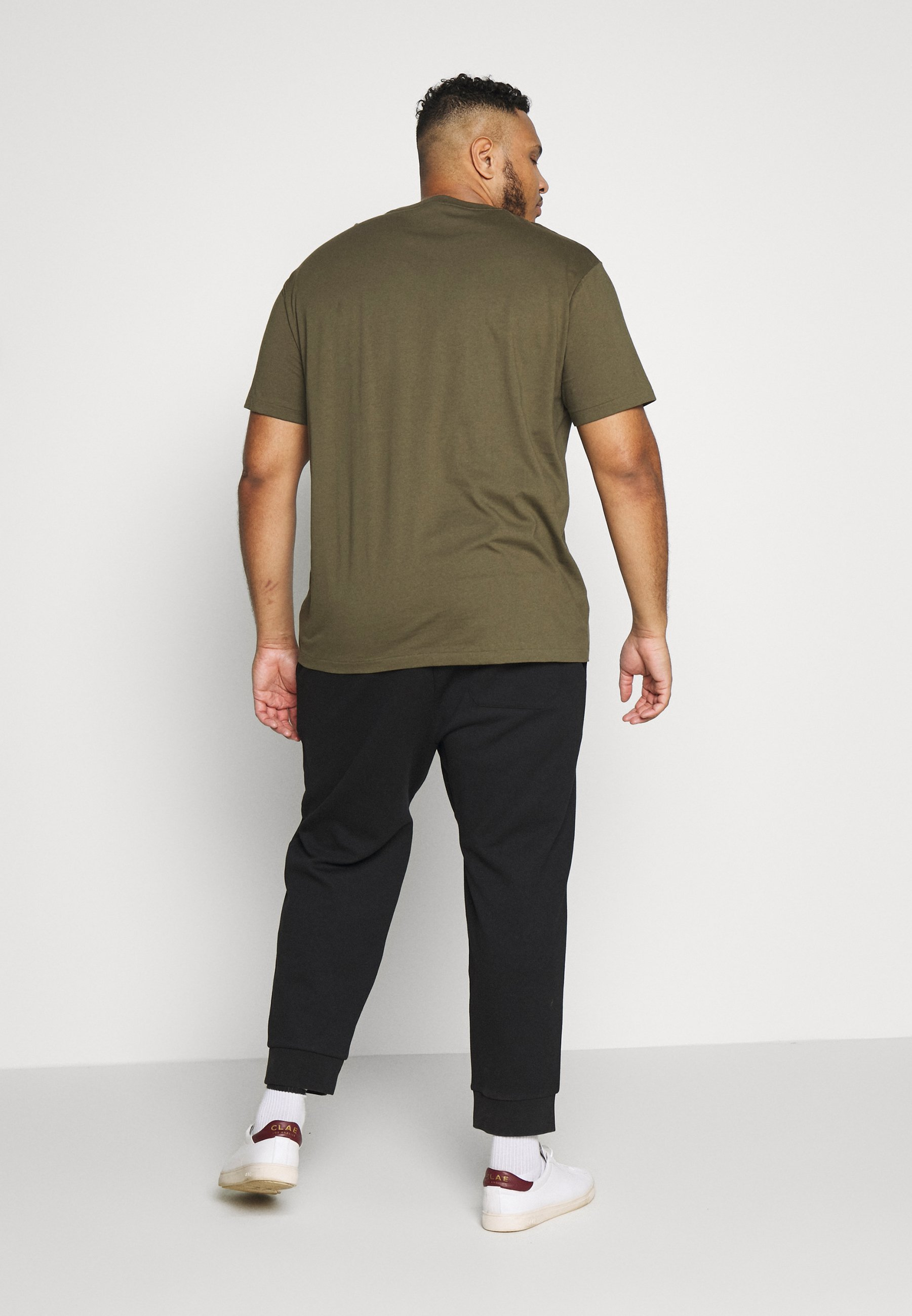 Polo Ralph Lauren Big & Tall T-shirt basic - defender green