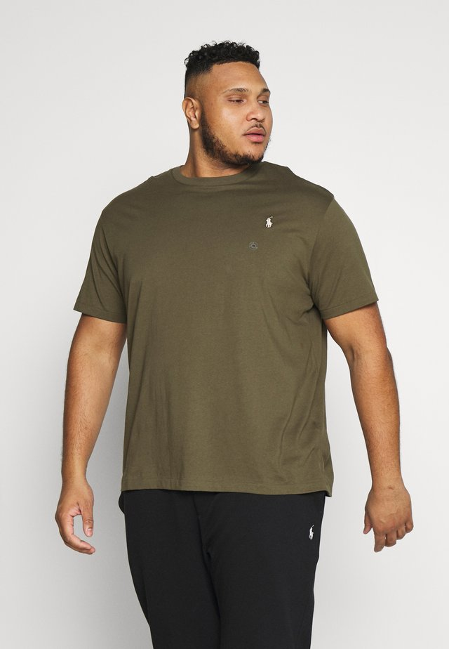 T-shirt basic - defender green