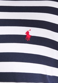 Polo Ralph Lauren Big & Tall - T-shirts med print - french navy/white - 5