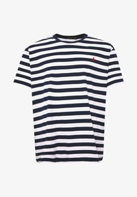 Polo Ralph Lauren Big & Tall - T-shirts med print - french navy/white - 4