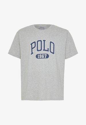 T-shirts med print - grey