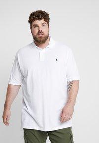Polo Ralph Lauren Big & Tall - BASIC - Polo shirt - white - 0