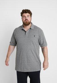 Polo Ralph Lauren Big & Tall - BASIC - Pikeepaita - canterbury heather - 0