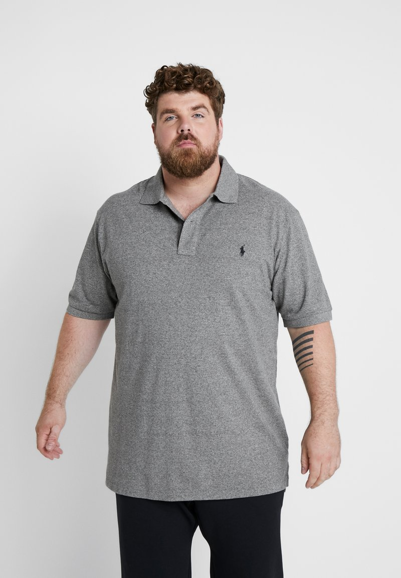 Polo Ralph Lauren Big & Tall - BASIC - Pikeepaita - canterbury heather