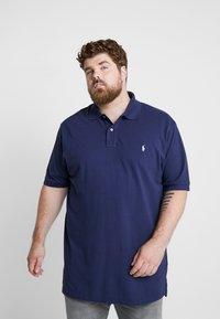 Polo Ralph Lauren Big & Tall - BASIC - Polo shirt - newport navy - 0