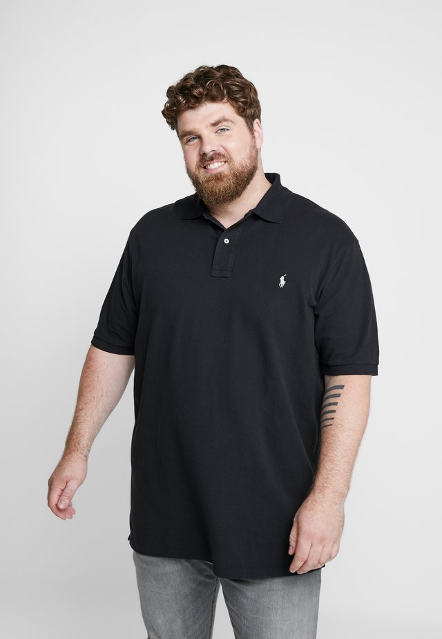 BASIC - Poloshirt - black