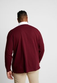 Polo Ralph Lauren Big & Tall - RUSTIC - Polo shirt - classic wine - 2