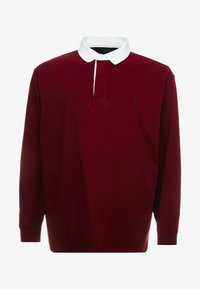 Polo Ralph Lauren Big & Tall - RUSTIC - Polo shirt - classic wine - 3
