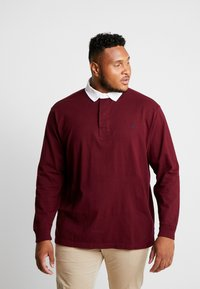 Polo Ralph Lauren Big & Tall - RUSTIC - Polo shirt - classic wine - 0
