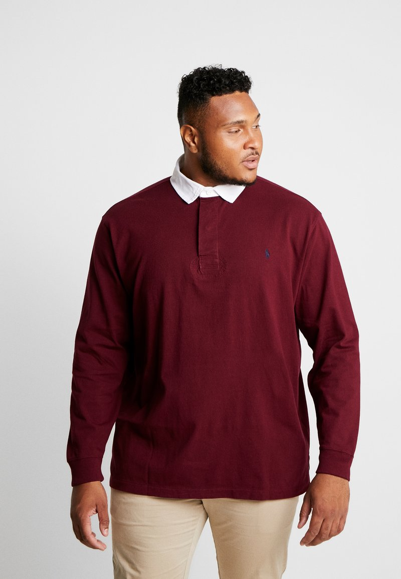 Polo Ralph Lauren Big & Tall - RUSTIC - Polo shirt - classic wine