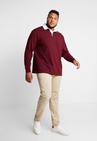Polo Ralph Lauren Big & Tall - RUSTIC - Polo shirt - classic wine - 1