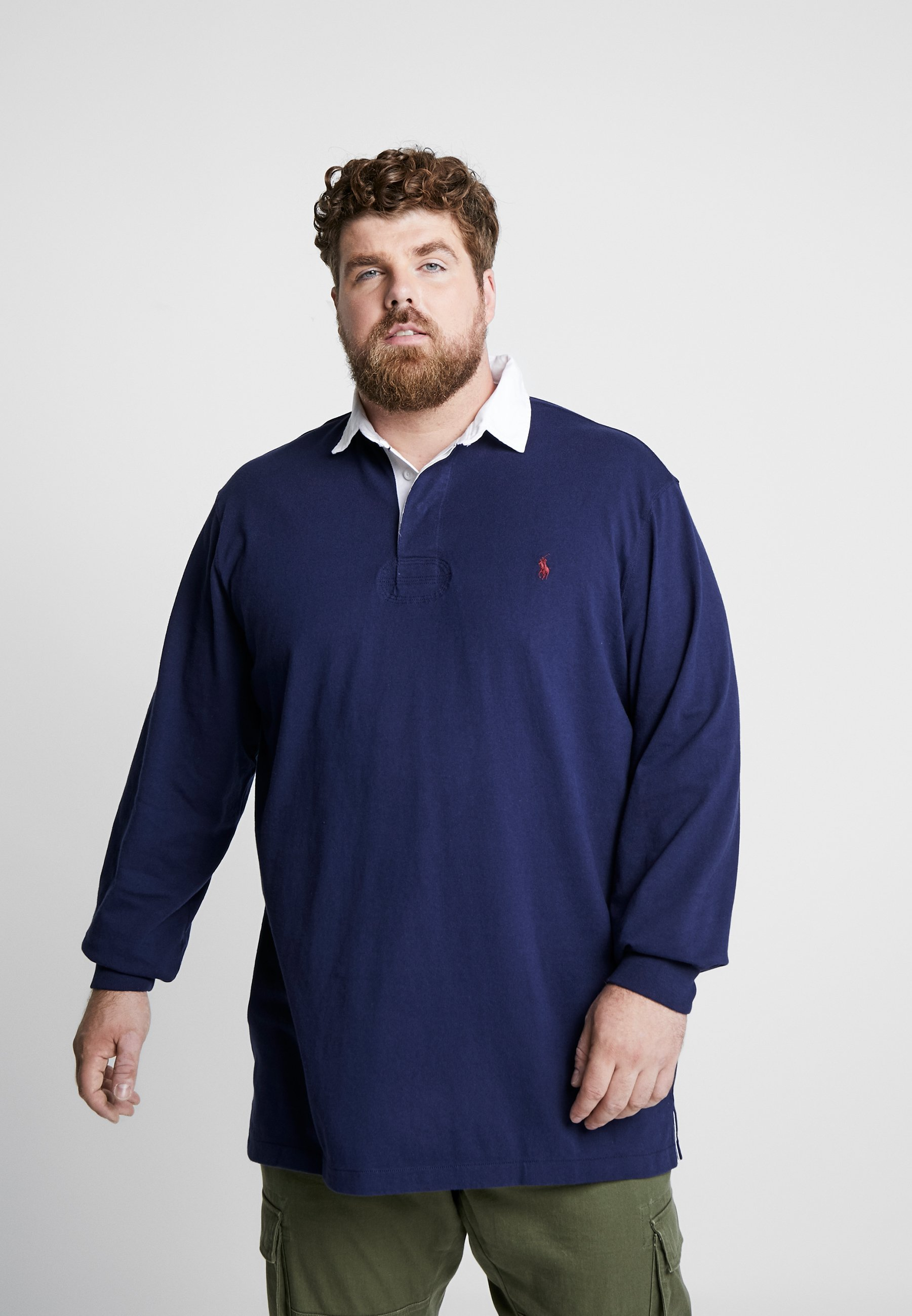 Ralph Navy Lauren Tall Bigamp; RusticFrench Polo N0wvPym8nO