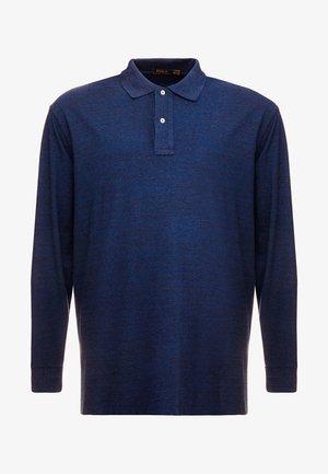 BASIC - Poloskjorter - monroe blue heath
