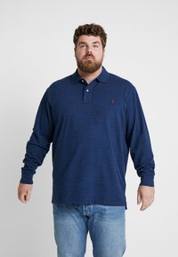 Polo Ralph Lauren Big & Tall - BASIC - Piké - monroe blue heath - 0