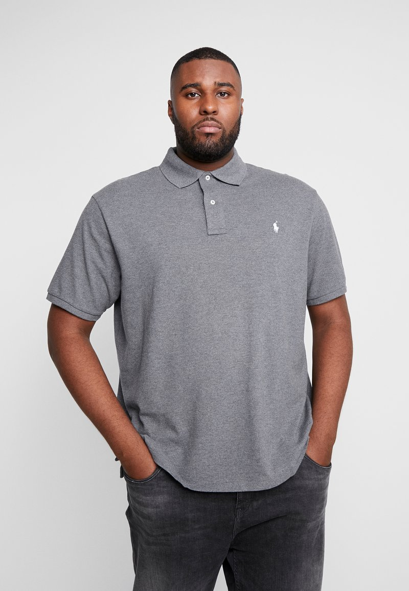 Polo Ralph Lauren Big & Tall - CLASSIC FIT - Poloskjorter - fortress grey heather