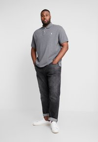 Polo Ralph Lauren Big & Tall - CLASSIC FIT - Poloskjorter - fortress grey heather - 1