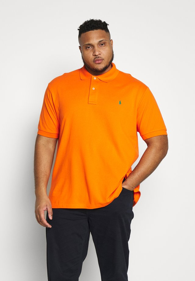 CLASSIC FIT - Poloshirts - signal ora