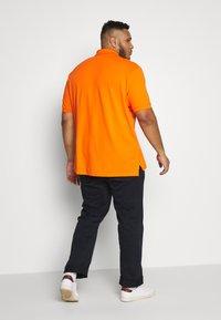 Polo Ralph Lauren Big & Tall - CLASSIC FIT - Poloskjorter - signal ora - 2