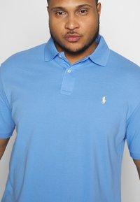 Polo Ralph Lauren Big & Tall - CLASSIC FIT - Poloskjorter - cabana blue - 4