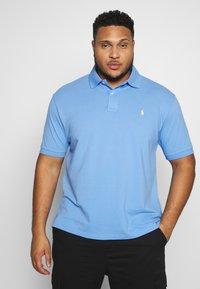 Polo Ralph Lauren Big & Tall - CLASSIC FIT - Poloskjorter - cabana blue - 0