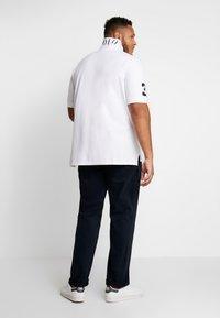 Polo Ralph Lauren Big & Tall - BASIC - Polo shirt - white - 2