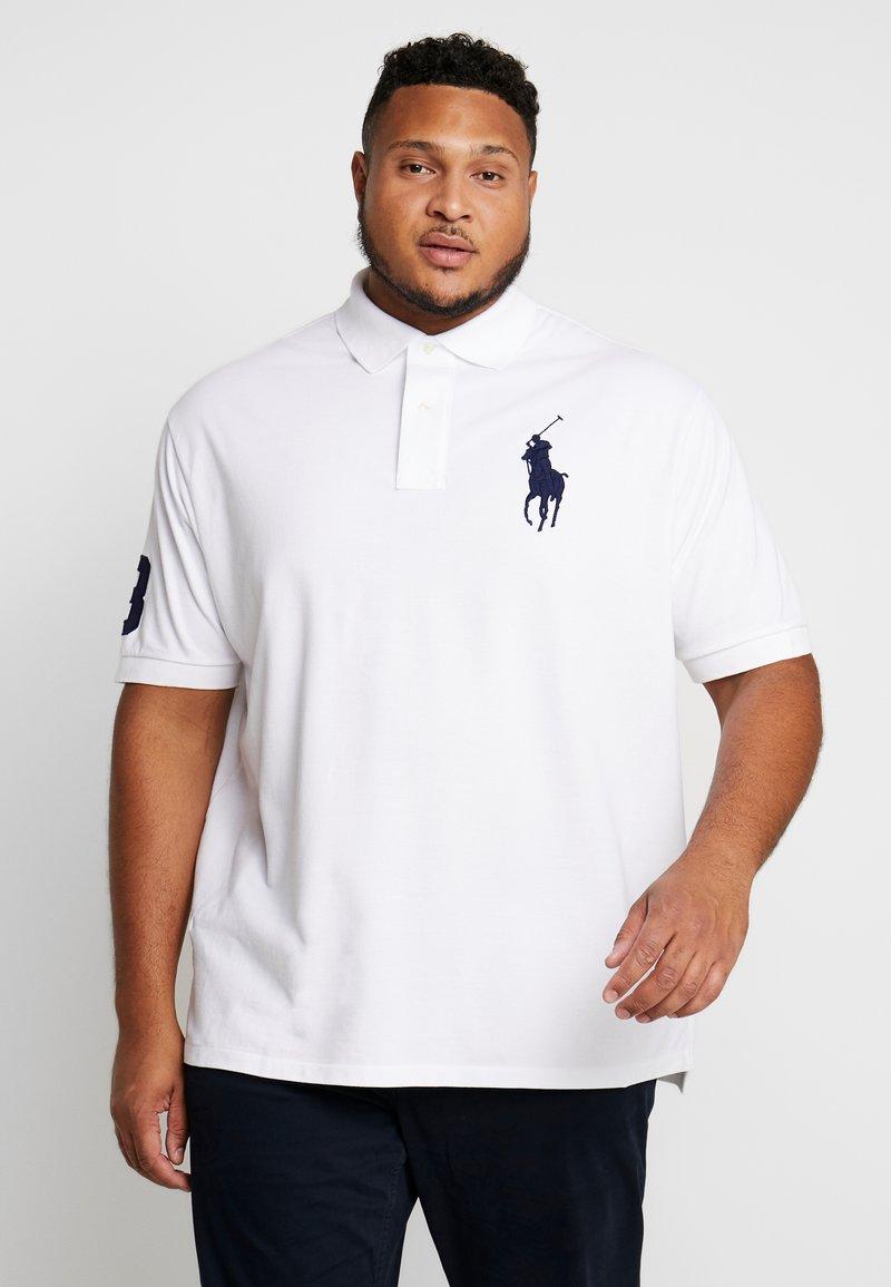 Polo Ralph Lauren Big & Tall - BASIC - Polo shirt - white