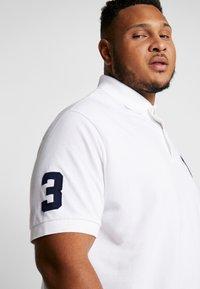 Polo Ralph Lauren Big & Tall - BASIC - Polo shirt - white - 3