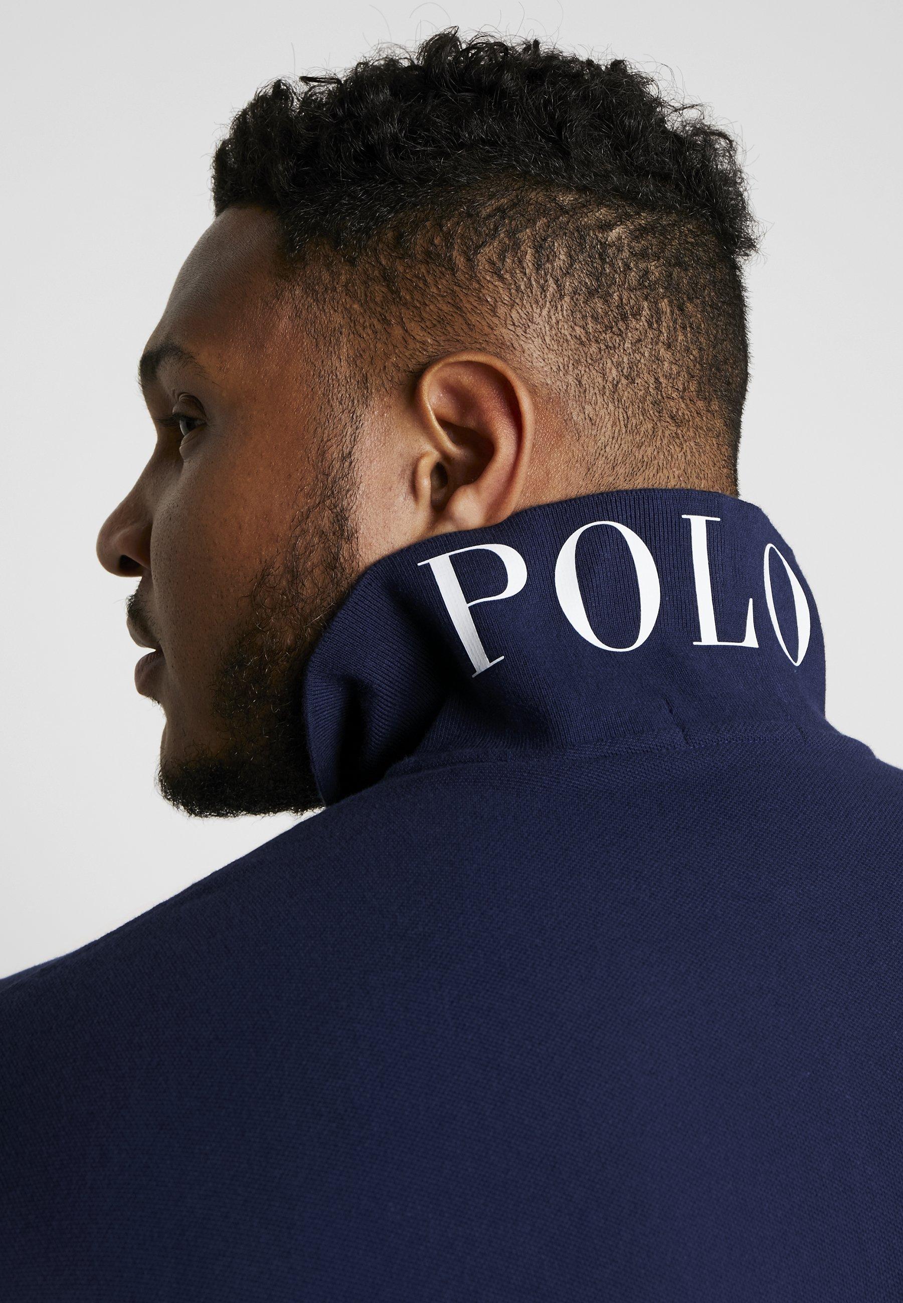Polo Ralph Lauren Big & Tall Basic - Pikeepaita Newport Navy