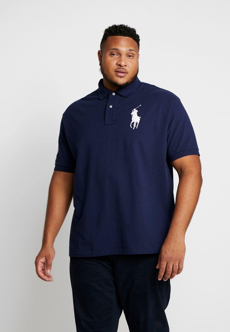 Polo Ralph Lauren Big & Tall - BASIC - Polotričko - newport navy