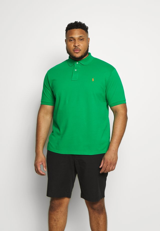 BASIC  - Koszulka polo - chroma green