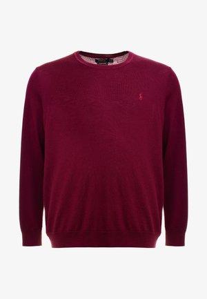 Sweter - classic burgundy