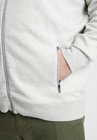 Polo Ralph Lauren Big & Tall - Zip-up hoodie - heather - 5