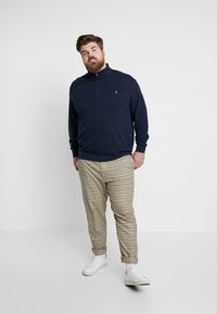 Polo Ralph Lauren Big & Tall - T-shirt à manches longues - aviator navy - 1