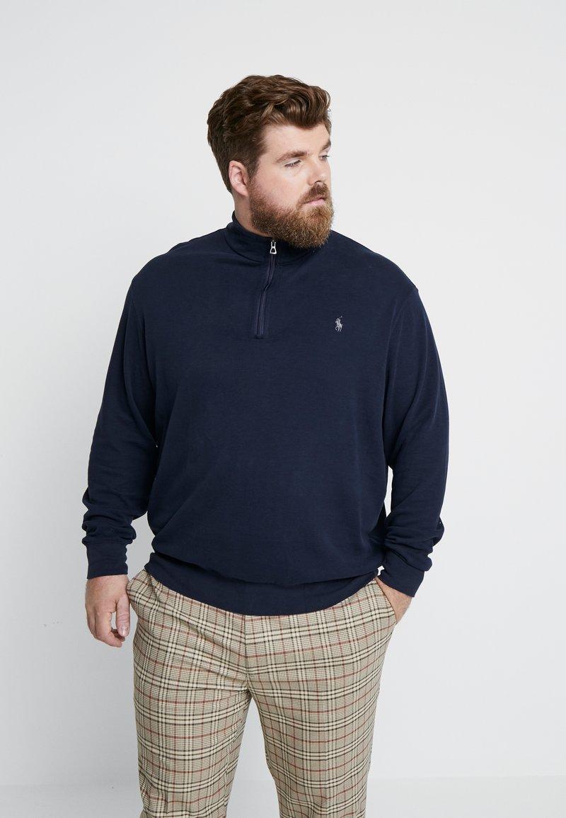 Polo Ralph Lauren Big & Tall - T-shirt à manches longues - aviator navy
