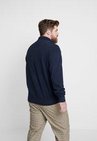 Polo Ralph Lauren Big & Tall - T-shirt à manches longues - aviator navy - 2