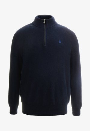 Sweatshirt - navy heather