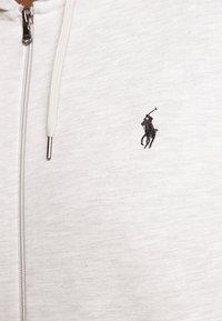 Polo Ralph Lauren Big & Tall - DOUBLE TECH HOOD - Zip-up hoodie - heather - 6