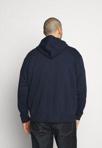 Polo Ralph Lauren Big & Tall - DOUBLE TECH HOOD - Zip-up hoodie - aviator navy - 2