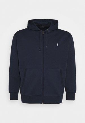 Zip-up hoodie - aviator navy