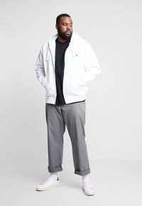 Polo Ralph Lauren Big & Tall - HOOD - Zip-up hoodie - white - 1