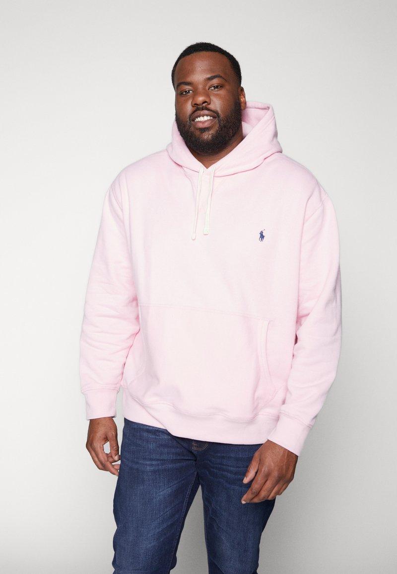 Polo Ralph Lauren Big & Tall - Sweat à capuche - garden pink