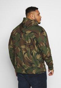 Polo Ralph Lauren Big & Tall - DOUBLE TECH - Zip-up hoodie - british elmwood - 2